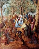 The Sermon on the Mount - Paintings by John Lautermilch
