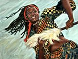 The Joy of the Dance - Paintings by John Lautermilch