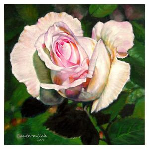 Delicate Creation - Paintings by John Lautermilch