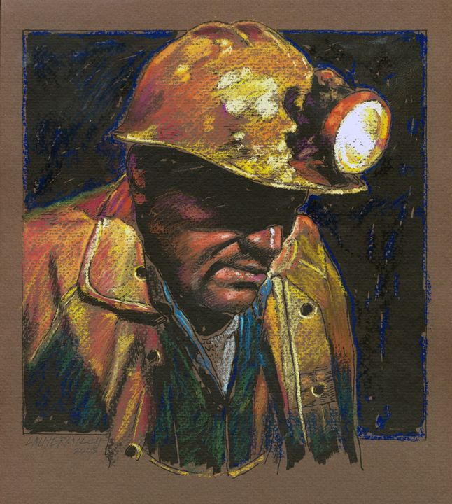 Down Under - Paintings by John Lautermilch