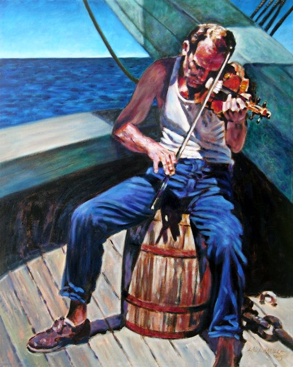 Just for the Love of it - Paintings by John Lautermilch