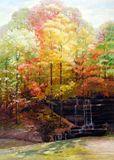 Creve Coeur Park - Paintings by John Lautermilch