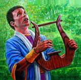 David 122-2005 - Paintings by John Lautermilch