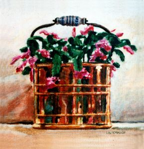 Copper Bucket - Paintings by John Lautermilch