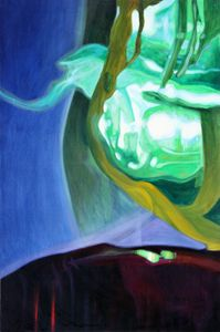 Abstract 39-2004 - Paintings by John Lautermilch