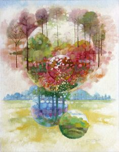 Early Spring - Paintings by John Lautermilch