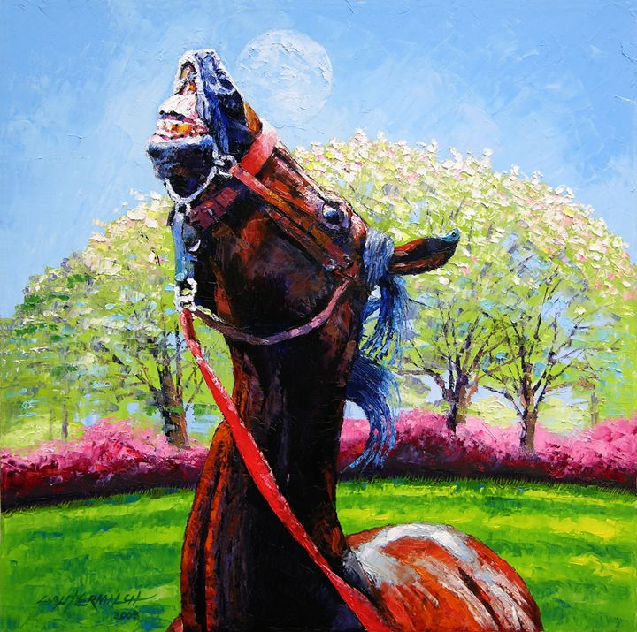 Spring Fever - Paintings by John Lautermilch