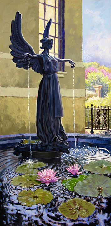 Living Waters - Paintings by John Lautermilch