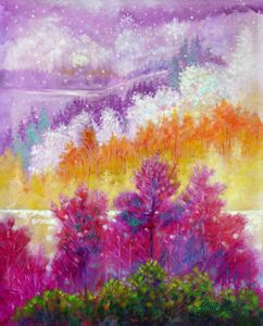 Passing Seasons - Paintings by John Lautermilch