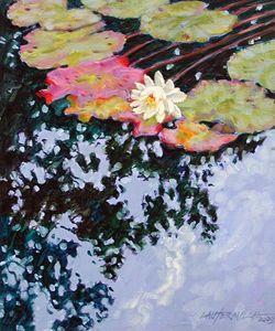 Beauty and Peace 9-2003 - Paintings by John Lautermilch