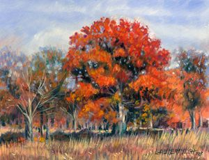 Old Oak 24-2003 - Paintings by John Lautermilch