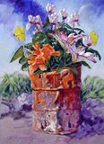 Beauty Grows Everywhere 1-2003 - Paintings by John Lautermilch