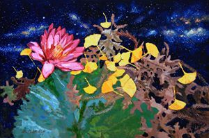 Seeking Beauty in Our Universe - Paintings by John Lautermilch