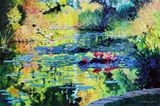 Back to The Garden - Paintings by John Lautermilch