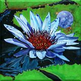 Our Little Blue Planet - Paintings by John Lautermilch