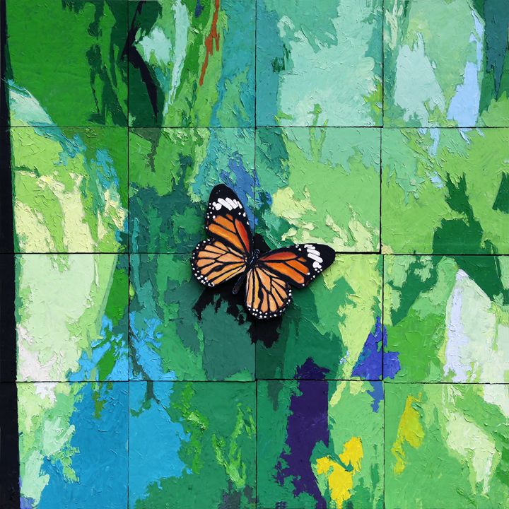 Flight Without Borders - Paintings by John Lautermilch