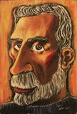 20 x 30 cm acrylic painting