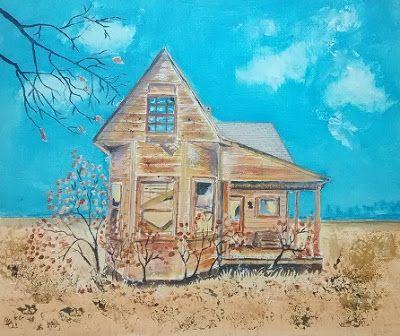 Deserted - Gerard Kelly
