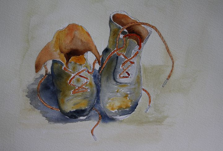 Boots Tribute to Van Gogh - Gerard Kelly