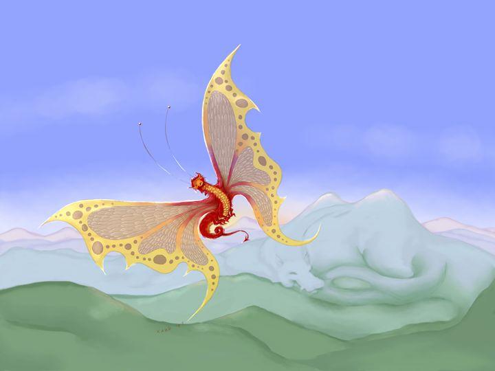 O to be a Dragon - Kathi A.H. Day