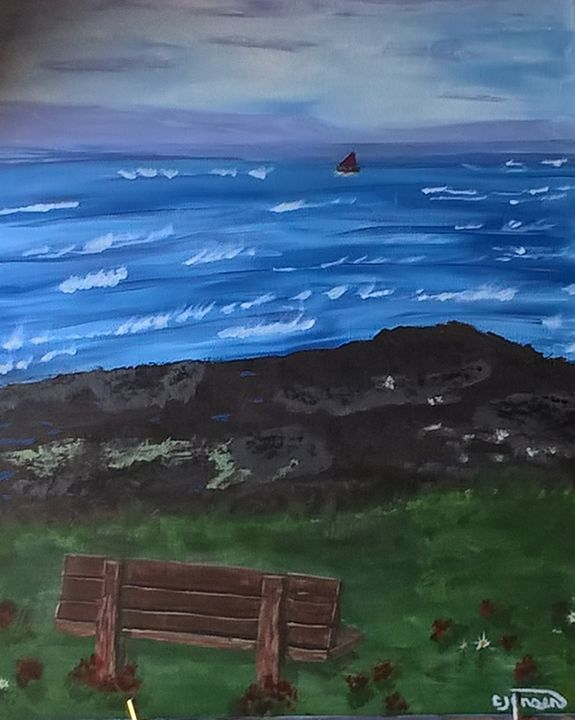 The Coast - Artbycindyj