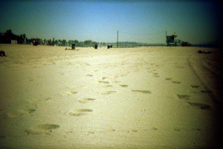 Beach - Amoureuse