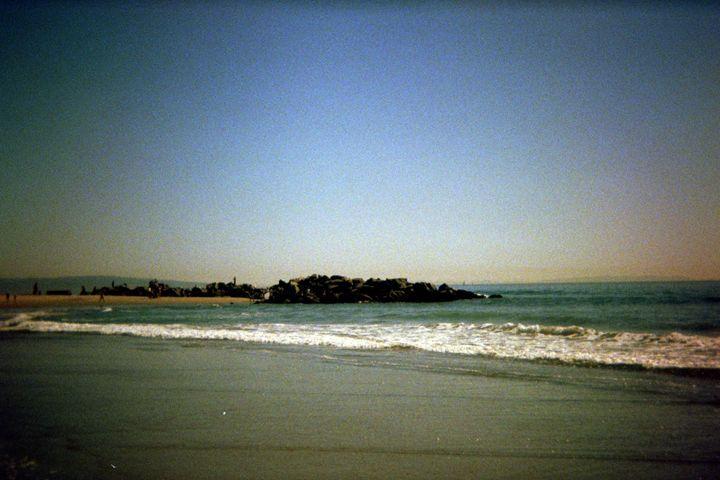 Sea Shore - Amoureuse