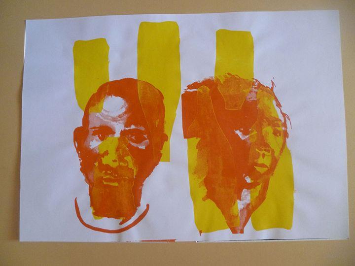 Spirit in Transit 1 - Advanced Diploma Printmaking