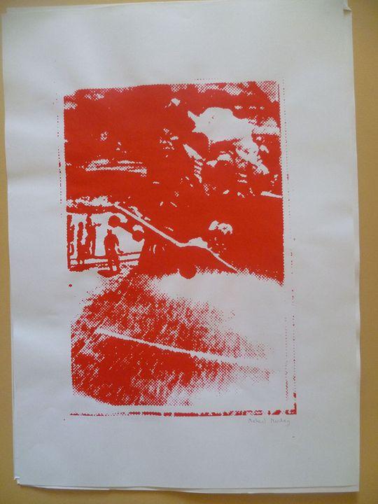 El Caballo Theme 4 - Advanced Diploma Printmaking