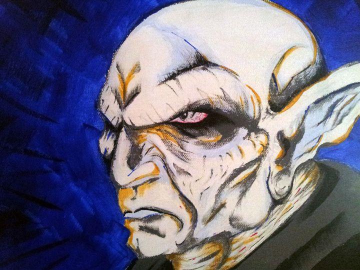 Orlock Portrait - Crowjan Designs