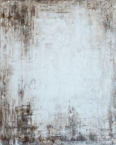 White in brown - Minkina
