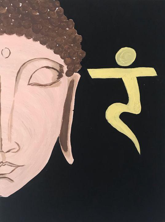 Buddha - Shelby Haminton