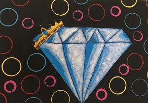 B's a diamond