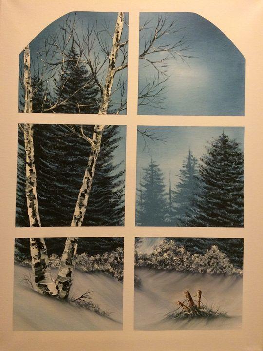 Through The Window - Ellen Ogden
