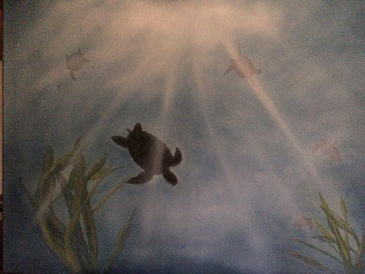 Under The Sea - Ellen Ogden