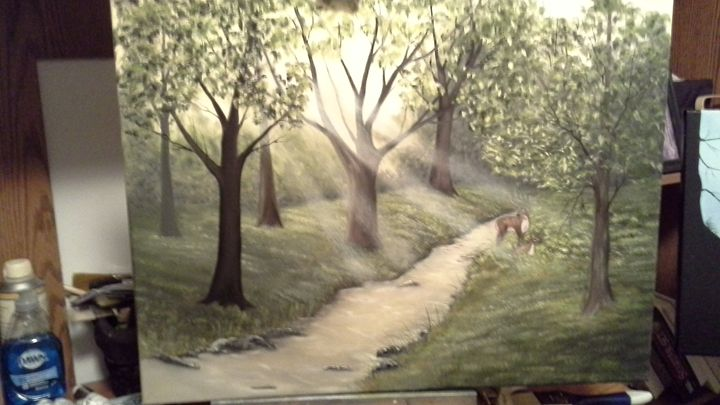Deep In The Forest - Ellen Ogden