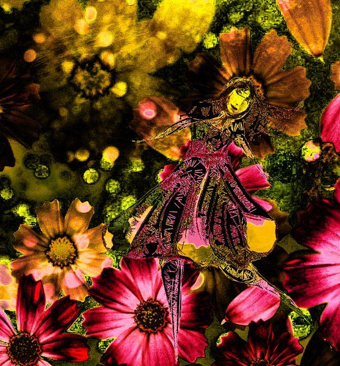 flower Queen -  Anunusualwoman
