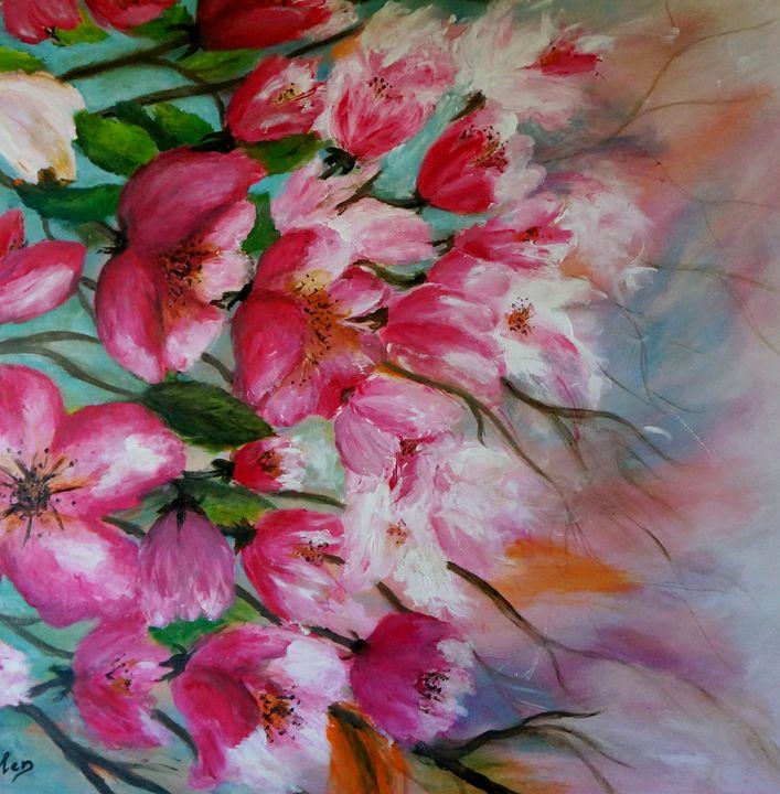 Spring - Helen Bellart