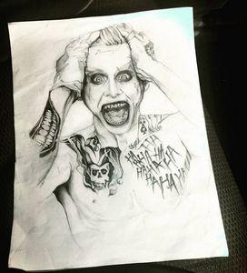 Joker, the soul of Suicide Squad