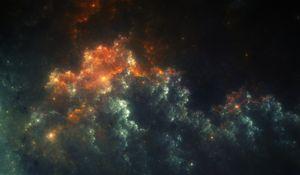 Eruption Nebula