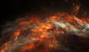 FireFlow Nebula - Fractions of Space