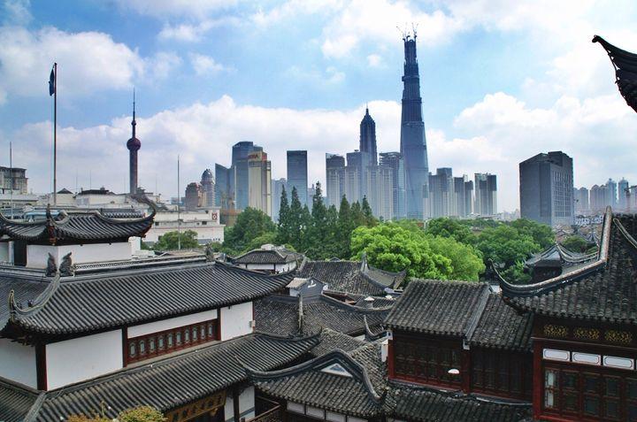 Old & New Shanghai - Patrick Freyer