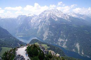 Mountains of Berchtesgaden