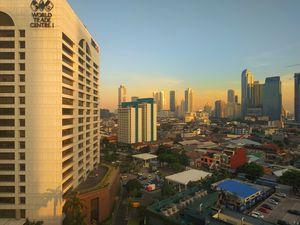 Skyscraper City View