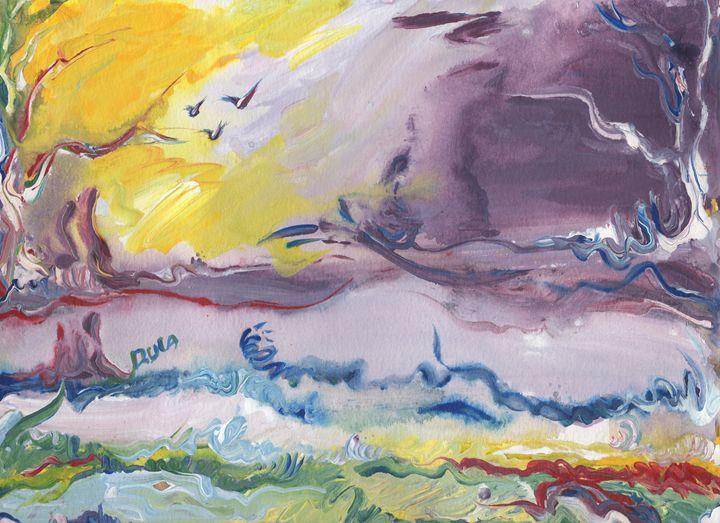 Ray of hope - RulaCreative