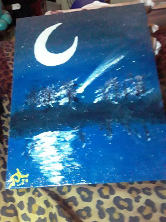 Mystical moon - Place of Ravenshaw