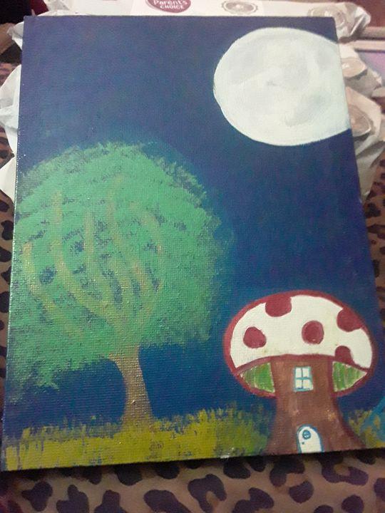 Moon lovin - Place of Ravenshaw