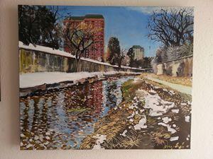 Van Gogh's Cherry Creek by Conroy