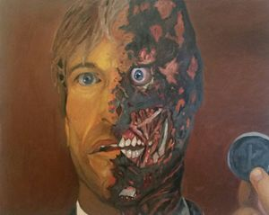 Dark Night, Two Face.