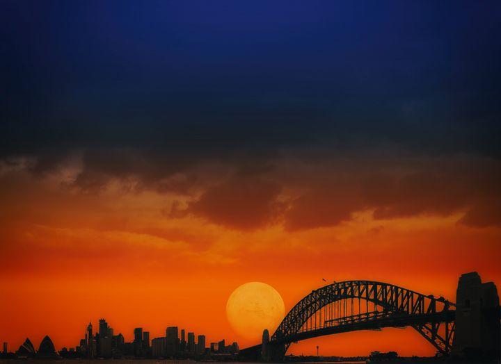 Sunset City - Ynes